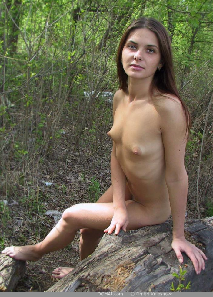Simple beautiful nude women assured, what