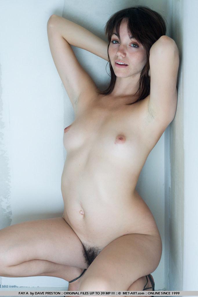 Consider, that aussie met art nude
