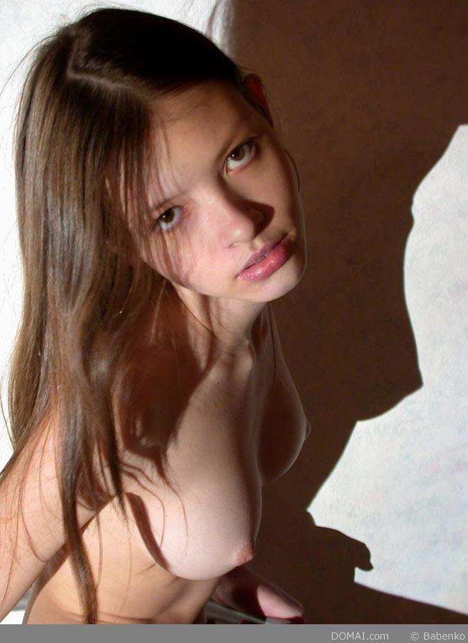 Most beautiful teen nude