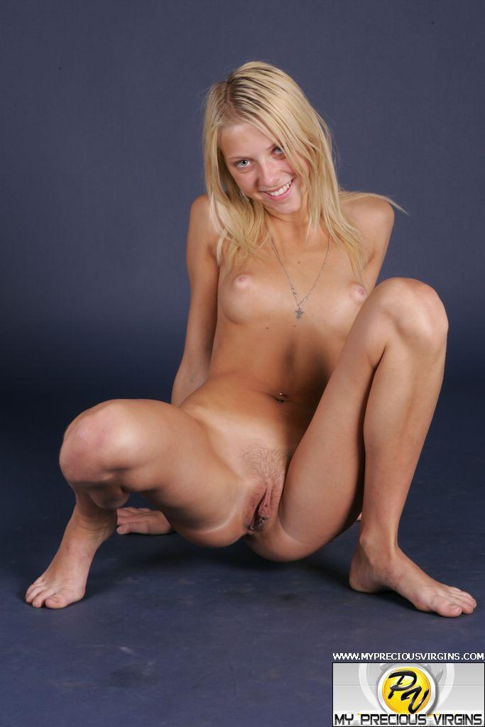 pretty virgin nude girls